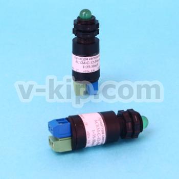 Арматура светодиодная АСКМ-С-12 вид сбоку