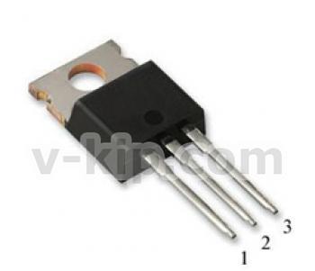 Мощный вертикальный n-канальный МОП-транзистор КП745А  фото 1