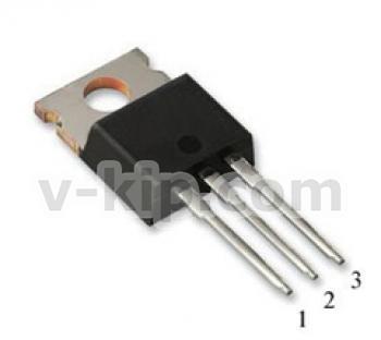 Мощный вертикальный n-канальный МОП-транзистор КП750А  фото 1