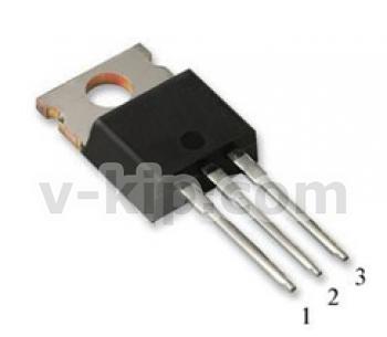 Транзистор с изолированным затвором КП7173А  фото 1