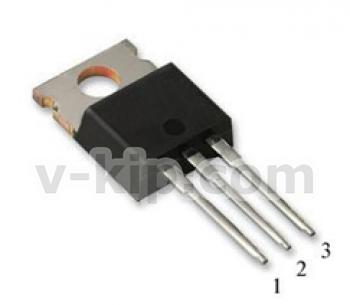 Мощный вертикальный n-канальный МОП-транзистор КП746Г
