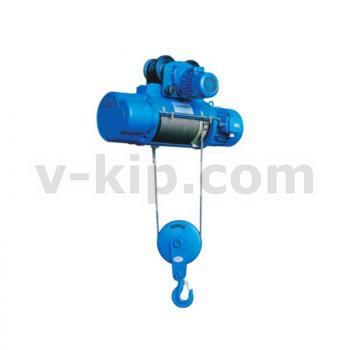 Тельфер электрический 0,5 тн CD1-0.5