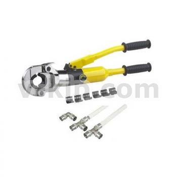 Пресс клещи (опрессовщик) для металлопластиковых труб HHF-32Y