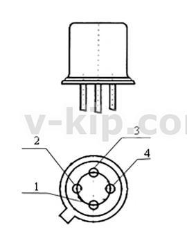 Транзистор КТ3127А фото 1
