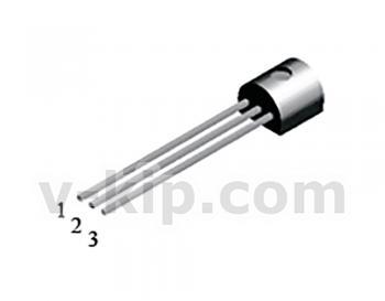 Транзистор КТ315И1 фото 1