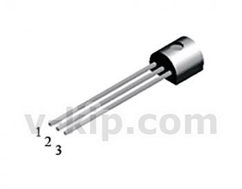 Транзистор КТ502В фото 1