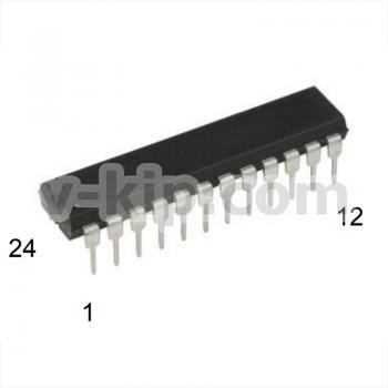 Микросхема КР537РУ25В