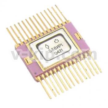 Многофункциональный буферный регистр 588ИР1, Н588ИР1