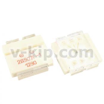 Полупроводниковые диодные матрицы с общим катодом 2Д907Г-1