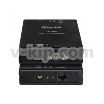 Передатчики приёмники SVGA Line Transmitter TS200 - фото