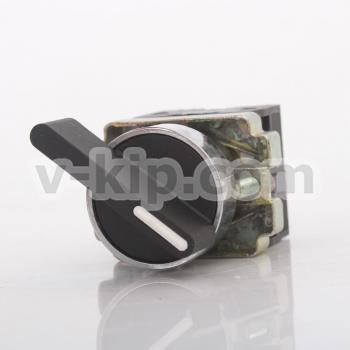 XB2-BJ33 кнопка поворотная 3поз. удлин. ручка - фото №1